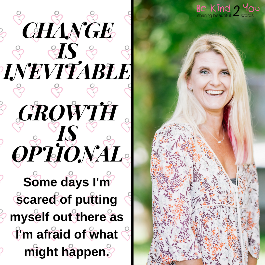 Change is Inevitable. Growth is Optional