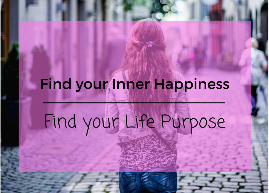 Find your Inner Happiness – Find your Life Purpose