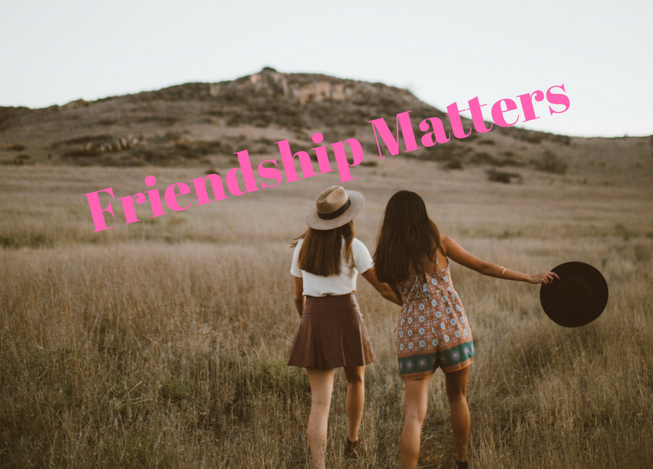 Friendship Matters