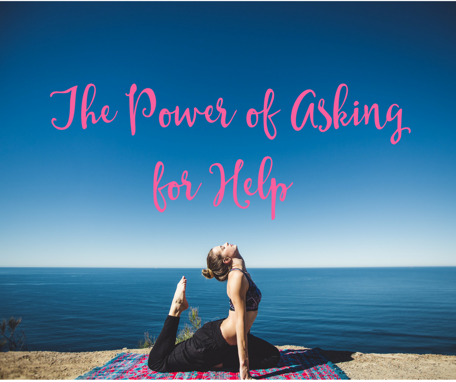 power of asking for help