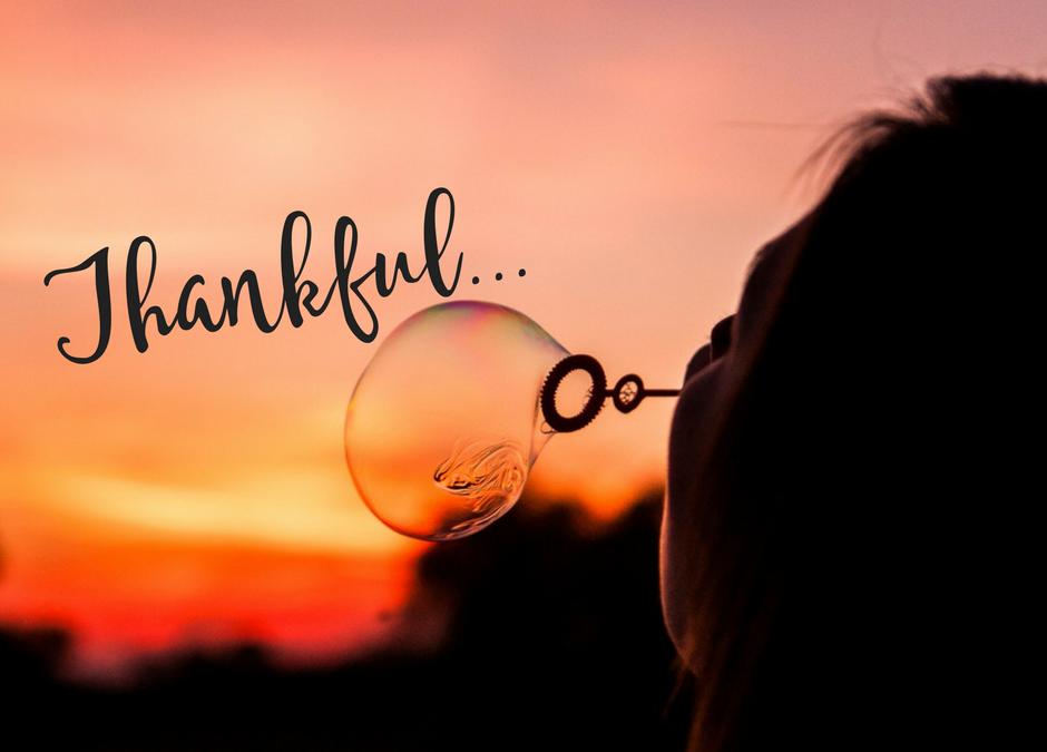 Attitude or Gratitude? Do you actively practise gratitude?