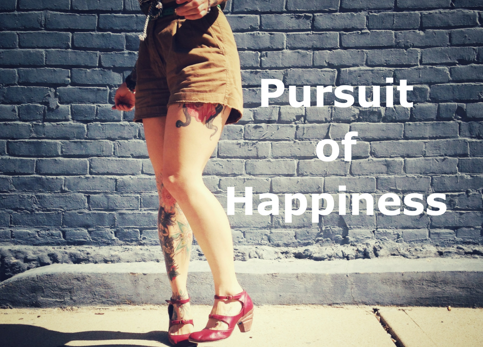 Pursuit of happiness – 4 easy ways to find it